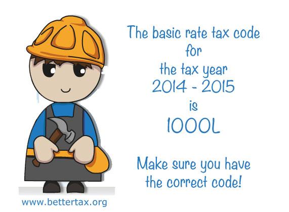 tax-code-1000l-2014-2015