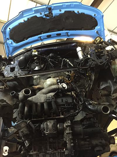 T5 new engine 1
