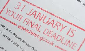 final deadline for tax returns