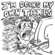 doing your own tax return
